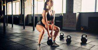 bezpieczne podłoże na siłownie